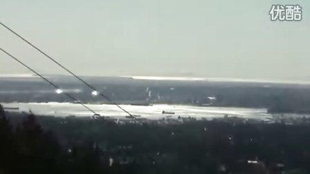 体验北美最长的架空缆车登顶松鸡山Grouse Mountain
