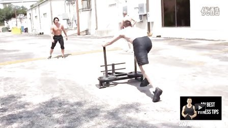 Prowler Sled Workout - FLEX FRIDAY