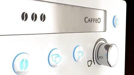 德国进口美乐家melitta全自动花意式拿铁摩卡磨豆器咖啡机 BISTRO
