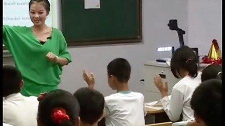 第五届SMART杯交互式电子白板教学应用大奖赛课例——王唯