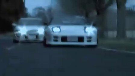 日本最新飙车竞速片DVD《街霸! GTR》