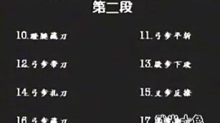 【中国武术段位制教材】长拳11