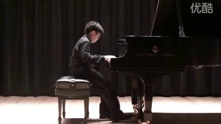 黎卓宇弹奏德彪西的三首前奏曲