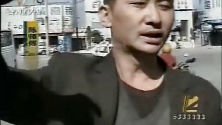 抢客源客车司机头被砸