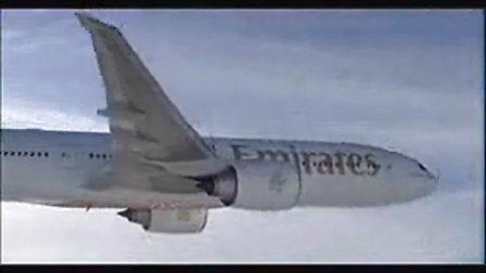 阿联酋航空B777-200LR视频资料