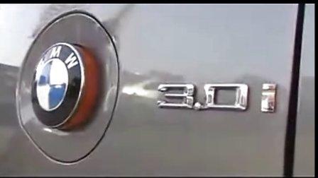 BMW Z4 3.0i全景实拍展示