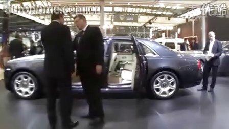 劳斯莱斯200EX 汽车之家实拍