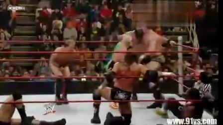 WWE 皇家大战 2009 CD2