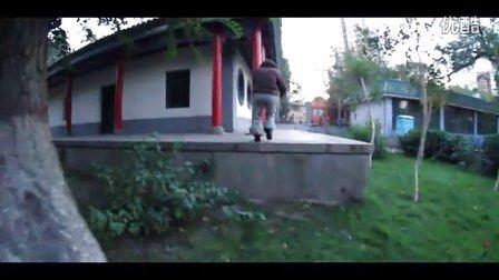2013红牛移动艺术跑酷大赛选拔视频—木加伊提