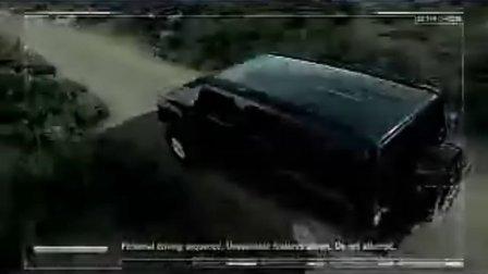 悍马汽车超炫变形金刚广告