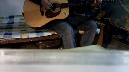 吉他弹唱许巍《难忘的一天》