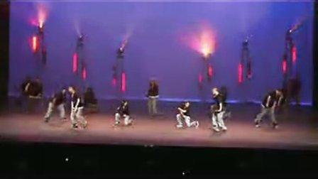2008 Body Rock 冠军Choreo Cookies
