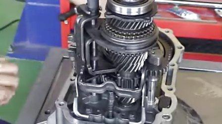 变速器的安装
