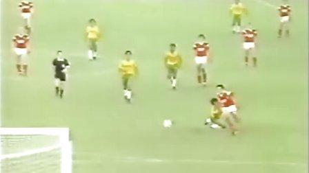 1988年奥运会足球决赛 巴西vs苏联 加时赛