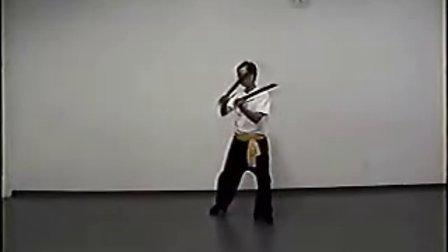 咏春八斩刀詠春八斬刀(Wing Chun Bart Cham Dao)