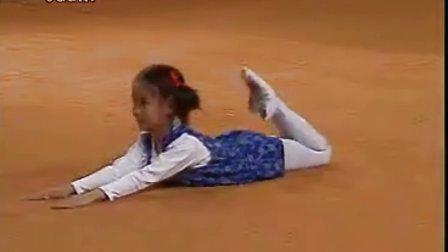 中国舞等级考试教材 (第一级)