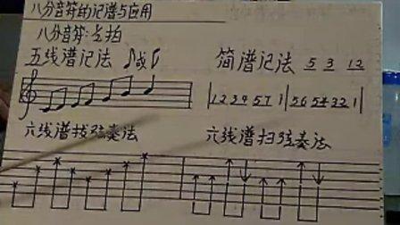 吉他教学入门(48)