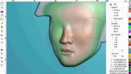 北京精雕:浮雕视频——人物专辑——头像制作视频