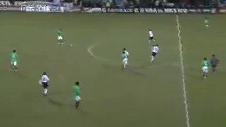 2009年2月12日 国际足球友谊赛 美国VS墨西哥 风云足球国语嘉远 上半场