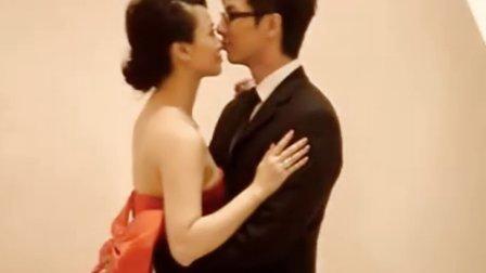 抓拍翁红接吻视频