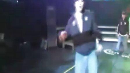 南贤俊街舞比赛的视频
