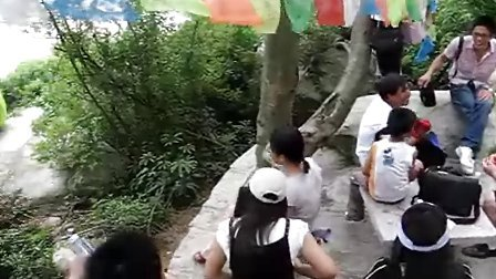 武平老乡5.17爬厦门磨心山照片和视频