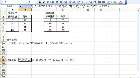 Excel实战技巧精粹【Excel Home】vlookup,lookup,match