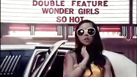 Wonder Girls(韩国)So Hot高清晰MV