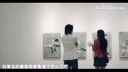 李俊基三星手机广告04美术馆篇