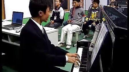 七年级初中音乐优质课视频《黄河大合唱》