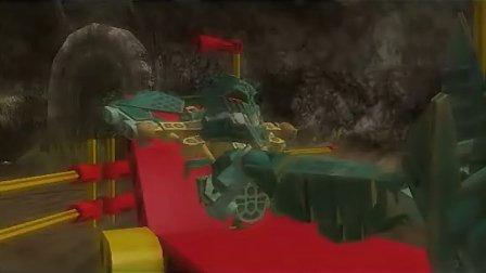 乐高生化战士额外CG动画(从未想过反派也能如此可爱!)
