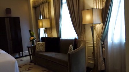 去哪儿酒店试睡员 上海和平饭店 试睡体验