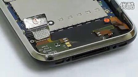 苹果3代手机拆机视频杰利数码pg58.taobao.com iphone3gs