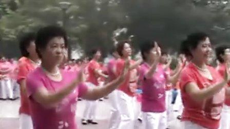 潍坊市老年体协(昌邑市)2011体育启动仪式