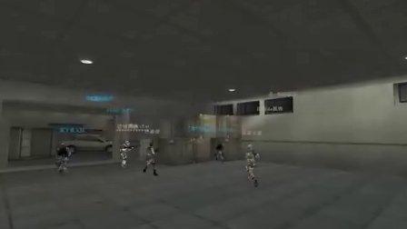 CF13号地区生化幽灵