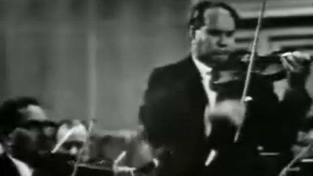 柴可夫斯基《D大调小提琴协奏曲》(奥伊斯特拉赫演奏)