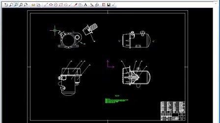 可以在网页里运行的CAD