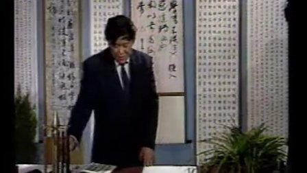 中央电视台书法讲座--行书技法
