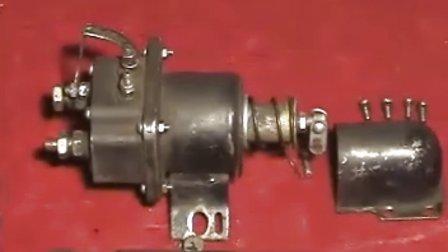 汽车电器设备检修-起动机的检修与试验 01