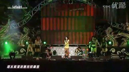 070610李孝利 Toc Toc Toc 现场炫舞