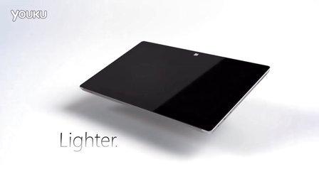 Surface 2:Thinner. Lighter. Faster.