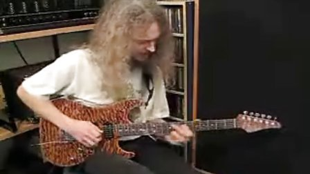 Guthrie Govan playing to Robben Ford style