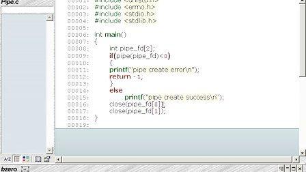 ARM嵌入式Linux培训视频,13 进程间通信(二)