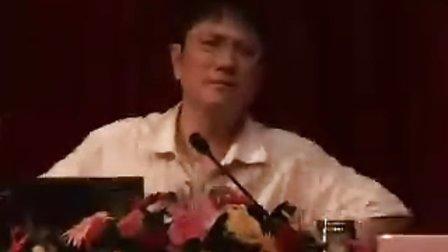 郑强在西南大学的演讲