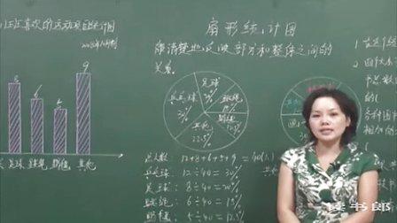 数学小学6上6.1  扇形统计图_3E17