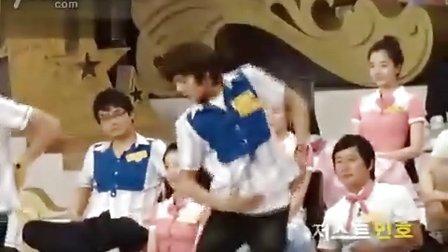 090601 主拍珉豪在明星金钟上跳Juliette 土豆视频