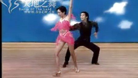 跟名师学舞蹈之恰恰恰15