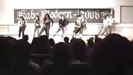 美国最佳舞团KABA MODERN 2008首演