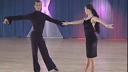 斯拉维克与卡琳娜激情拉丁舞基础1