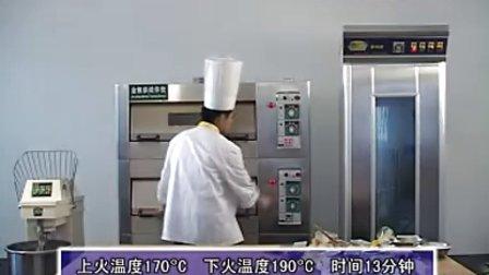 实用面包烤制——沈阳金粮烘焙学校